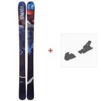 Ski Armada Invictus 99 TI & Warden 11 2018 + Ski Bindings