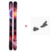 Ski Armada ARV 86 2018 + Fixation de ski