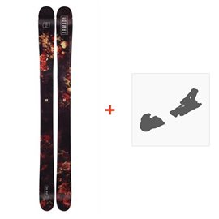 Ski Armada ARW 96 2018 + Ski Bindings