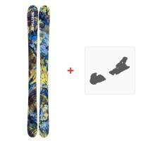 Ski Armada Bantam 2018 + Ski Bindings