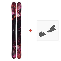 Ski Armada Kirti 2018 + Ski Bindings