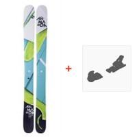 Ski Armada Trace 108 2018 + Ski Bindings