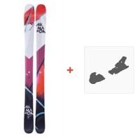 Ski Armada Trace 98 2018 + Ski Bindings