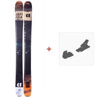 Ski Armada Tracer 108 2018 + Fixation de ski