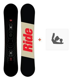 Ride Machete Jr 2018 + Fixation