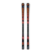 Ski Blizzard GS FIS-Race Dept Plate 2018