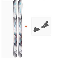 Ski Atomic Vantage Wmn 85 2018 + Fixation de ski