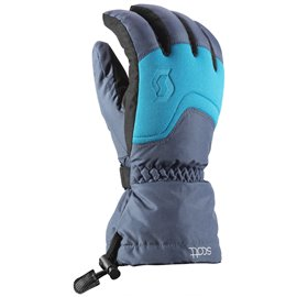 Scott Glove Women's Ultimate GTX Blue