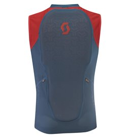 Scott Light Vest M's Actifit Plus lunar blue/radiant red