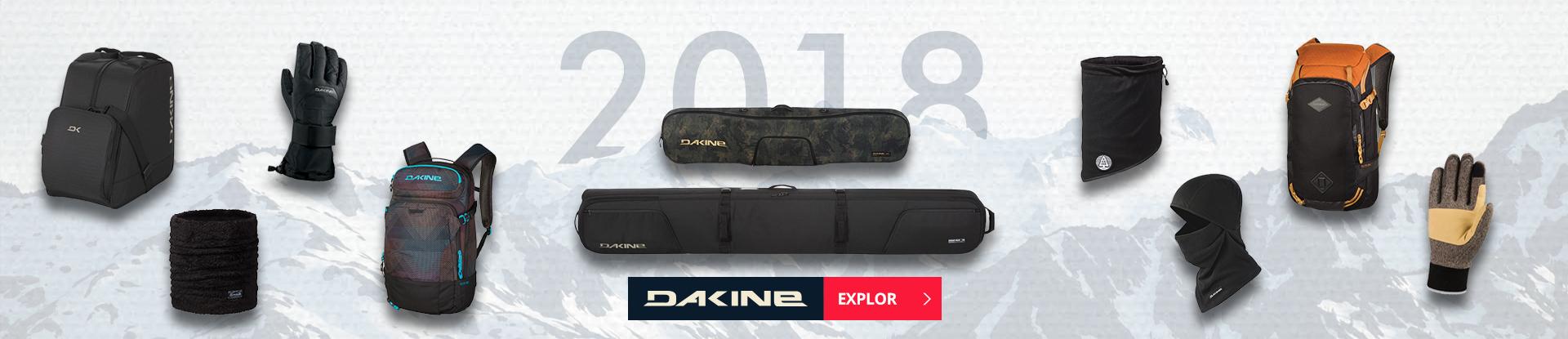 Dakine 2018
